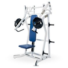 Iso-Lateral Incline Press | LifeFitness