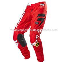 Motocross Dirtbike MX Pant ATV Riding Gear Adult Men custom design print