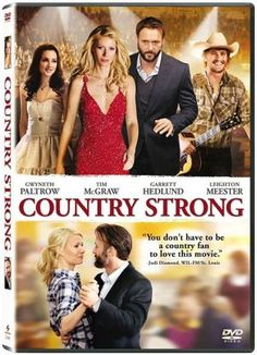 A beauty queen/singer who has to prove she's not an idiot, a tough cowboy with a tender heart, an ambitious manager/husband and the troubled country diva. Despite the movie title,Gwyneth was not strong enough to save this movie.