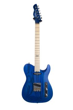 Chapman Classic Blue love the matching headstock (usually hate them!) and semi-arched top. Telecaster Guitar, Fender Guitars, Cool Guitar, Blue Guitar, Banjo, Guitar Building, Beautiful Guitars, Guitar Pedals, Classical Guitar