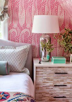 Casa de valentina | Papel de Parede| Wallpaper | http://bit.ly/1ppgNWh  #home #decor #casa #decoracao #papel #parede #quarto #casadevalentina