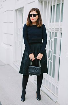 Maddie – Fashion & lifestyle blogger from dariadaria.com #ChicTrip2014