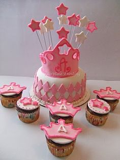 Fairytale Frosting: Princess Parties Aren't Just For Girls!