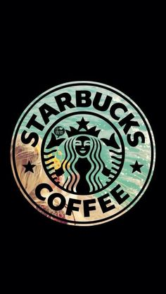 The iPhone 5 Wallpaper Starbucks - Coffee! Wallpaper Iphone5, Handy Wallpaper, Tumblr Wallpaper, Dark Wallpaper, Wallpaper Quotes, Starbucks Logo, Starbucks Coffee, Coffee Coffee, Starbucks Case