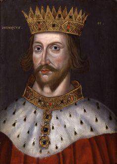 1189 - King Henry II of England