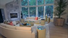 Room, Common Room, House, Family Room, Home, Bryan Baeumler House, House Styles, House Interior, Great Rooms