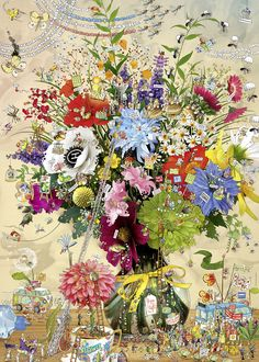 Flower's Life Jigsaw Puzzle | PuzzleWarehouse.com