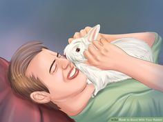 How to Bond With Your Rabbit: 14 Steps (with Pictures) - wikiHow