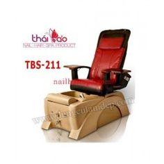 Ghe Spa Pedicure TBS211 Ghế Spa Pedicure là sản phẩm ghế chuyên nghiệp đang được rất ưa chuộng bởi các Nail Salon trên toàn thế giới. Ghế là sự kết hợp hoàn hảo giữa ghế nail thông thường cùng với ghế massage.
