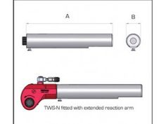 ERA - Extended reaction arms for TWSN