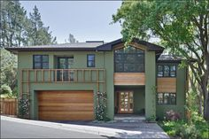 Architectural Projects in Los Altos, CA by JSW Architects Interesting trellis