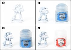 Tutorial: How To Paint White Scar Space Marines - Tale of Painters