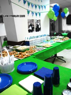 Shaun the Sheep Themed 1st Birthday Party