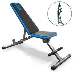 PROGEAR 1300 Adjustable 12 Position Weight Bench with an Extended 800lb Weight #PROGEAR Adjustable Weight Bench, Adjustable Weights, Home Gym Equipment, No Equipment Workout, Fitness Equipment, Workout Mat, Workout Plans, Workout Fitness, Benches For Sale