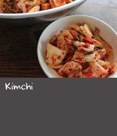 Kimchi - My WordPress Website Easy Fish Recipes, Slaw Recipes, Simple Slaw Recipe, Quick Fish, Pickled Radishes, Kimchi Recipe, Korean Dishes, Cabbage Slaw, Best Cake Recipes