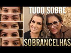 TUDO SOBRE SOBRANCELHAS COM ALICE SALAZAR E SUA MÃE! - Canal TOP - YouTube