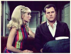 """I Dream of Jeannie"" Season 3 Episode "" Jeannie the Hip Hippie"" 1967-1968"