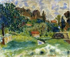 Pierre Bonnard was a member of Les Nabis, a group of Post-Impressionist avant-garde artists in Paris in the late 1880s. Description from pinterest.com. I searched for this on bing.com/images