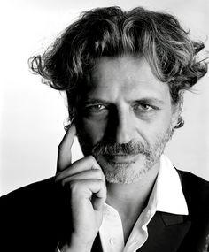 Fabrizio Bentivoglio by Claudio Porcarelli