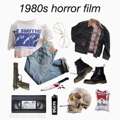 """ava✨🌧🍓 on Instagram: """"whats ur favorite horror movie😳🤘😤 - the smiths shirt is from @axcidshop !!:)"""""""