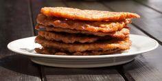 Bramborové placky si všichni zamilují Onion Rings, Pancakes, Breakfast, Ethnic Recipes, Morning Coffee, Pancake, Onion Strings, Crepes