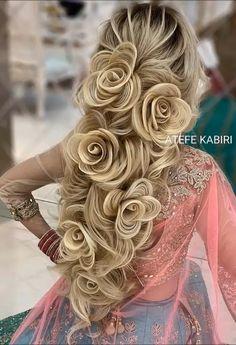 Trending Frisuren 2019 – Lange Frisuren Art – New Site Trending Hairstyles 2019 – Long Hairstyles Art – # hairstyles # trend – # hairstyles Trending Hairstyles, Unique Hairstyles, Braided Hairstyles, Fashion Hairstyles, Party Hairstyles, Rose Hairstyle, Office Hairstyles, Female Hairstyles, Brunette Hairstyles