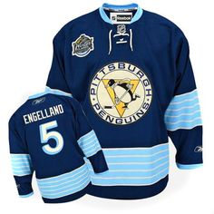 Deryk Engelland jersey-80% Off for Reebok Deryk Engelland Authentic Men's Winter Classic Jersey - NHL Pittsburgh Penguins #5 Navy Blue New Third Vintage from official Reebok NHL Pittsburgh Penguins Shop. Same Day Free Shipping all the time, hurry to order it.