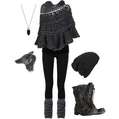 The Wind is Howling by seaofblackflames on Polyvore featuring polyvore fashion style Lipsy Sacai Current/Elliott AllSaints Ugo Cacciatori Agent Ninetynine MTWTFSS Weekday