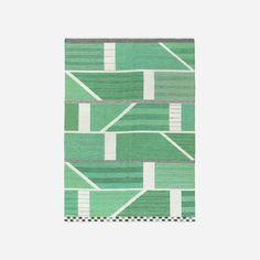 532: Marianne Richter / Korsvirke flatweave carpet < 20th Century Carpets, 12 June 2015 < Auctions | Wright