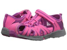 "Merrell Kids Hydro Jr Pink Sandal  Enter Code: ""SAS17"" at checkout and save 40% on Summer inventory"