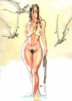 Budd Root - Galerie BD Erotique