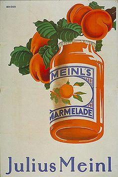 vintage julius meinl kaffee advertising - Google-søk