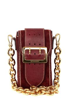 Burberry Oblong Belt Bag