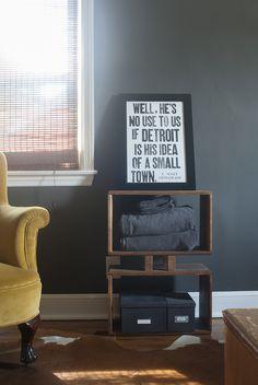 A Modernized Charmer For Creatives in Pennsylvania | Design*Sponge