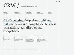 corporateriskwatch.com