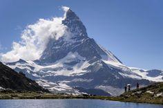 Matterhorn: Die Schweiz feiert am 14. Juli das 150-jährige Jubiläum der...
