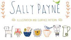 Sally Payne | Illustration & Surface Pattern