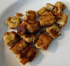 Low Carb Croutons | Low Carb Rezepte