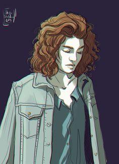 Armand in Denim by SheepSkeleton via tumblr