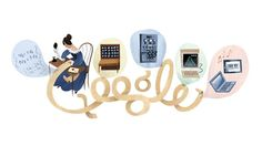 Google Pays Tribute to First Computer Programmer Ada Lovelace With a Google Doodle