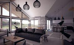 conception de maison moderne-maison-ch130 9