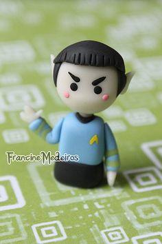 Spock - star trek by theredprincess.deviantart.com on @deviantART