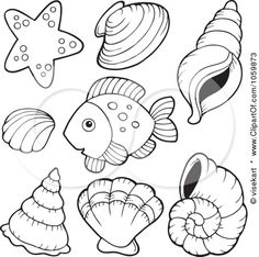 Fish Coloring Pages Free Children S Church Fish Coloring Page