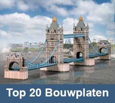 Top 10 Bouwplaten