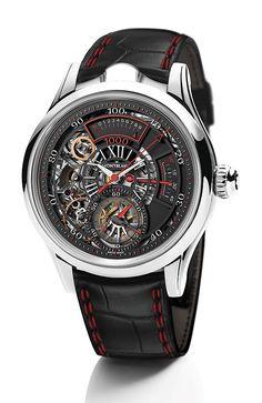 Tech Talk: Montblanc's TimeWriter II Chronographe Bi-Fréquence 1000