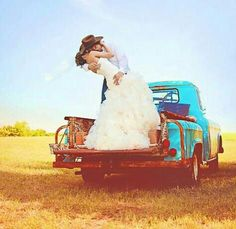 Perfect country wedding photo. May 17,2012 Jerry Donjuan & Jessica Rojo