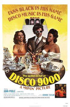 Disco 9000 (Dir. D'Urville Martin)1976