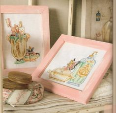 angeles, hadas, sirenas y brujas en punto de cruz (pág. 4) | Aprender manualidades es facilisimo.com