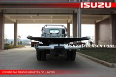 5Tons Isuzu Flatbed Tow Road Wrecker Flatbed Carriers,Best Wrecker Tow Trucks