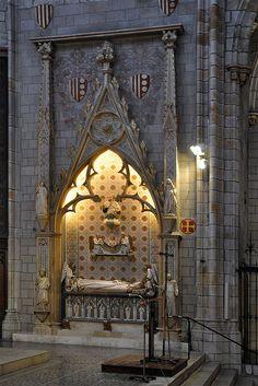 Monestir de Pedralbes (Barcelona)  Catalonia, Spain.
